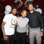 Adonis at client Michael Beasley's B-Day Celebration